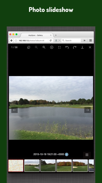 AnySync - Transfer photos/videos wirelessly between devices screenshot-3
