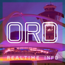 ORD AIRPORT - Realtime Flight Info - O'HARE INTERNATIONAL AIRPORT (Chicago)