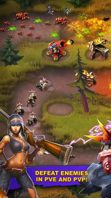 Goblin Defenders 2: Heroes and Towers