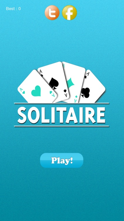 Solitaire Card Game - Klondike