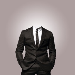 Man Suit - Photo montage with own photo or camera