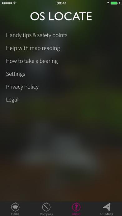 OS Locate screenshot four