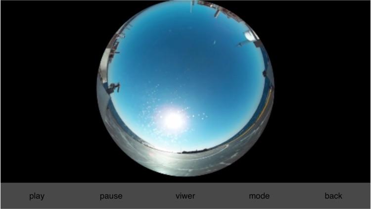 360 panorama video viewer screenshot-3