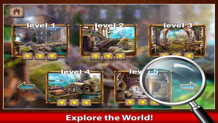 Sea Treasure - Hidden Objects Treasure hunt adventure game free