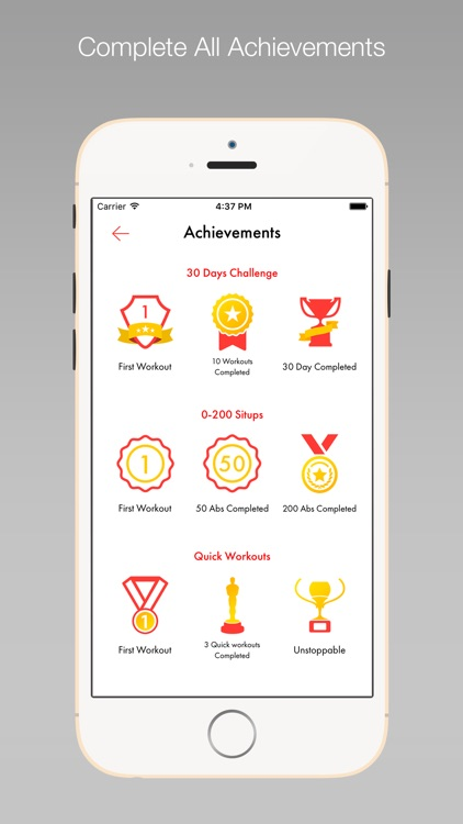 Abs Workout Trainer by Fitway screenshot-4