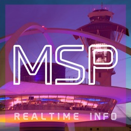 MSP AIRPORT - Realtime Flight Info - MINNEAPOLIS-SAINT PAUL INTERNATIONAL AIRPORT
