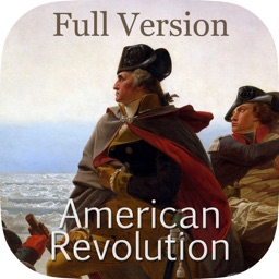 American Revolution Interactive Timeline (Full Version)