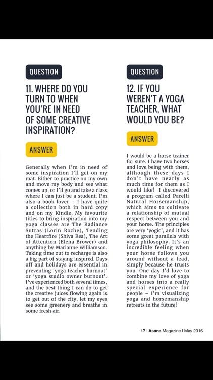 Asana International Yoga screenshot-4