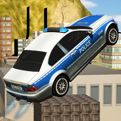 Crazy Roof Jumping Stunt n Furious Limo Car Racing