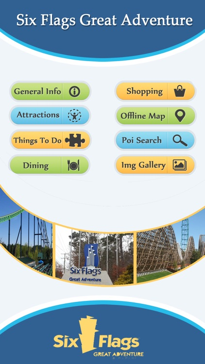 Best App For Six Flags Great Adventure Guide