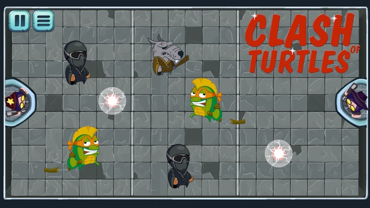 Clash of Turtles screenshot-3