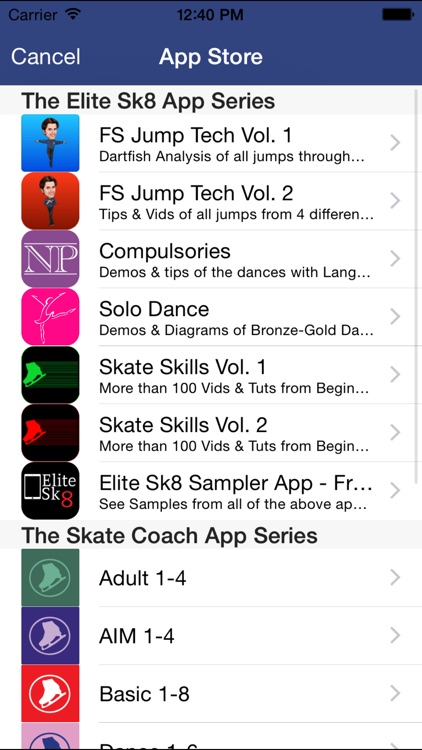 Freeskate screenshot-2