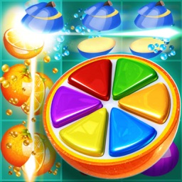 Magic Fruits - juicy mania blast game