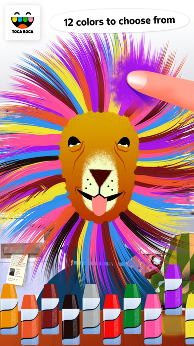 download Toca Hair Salon apps 0