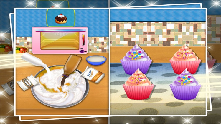 mom's cooking fever mania : free cooking games for kids