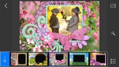 Spring Photo Frames - make eligant and awesome photo using