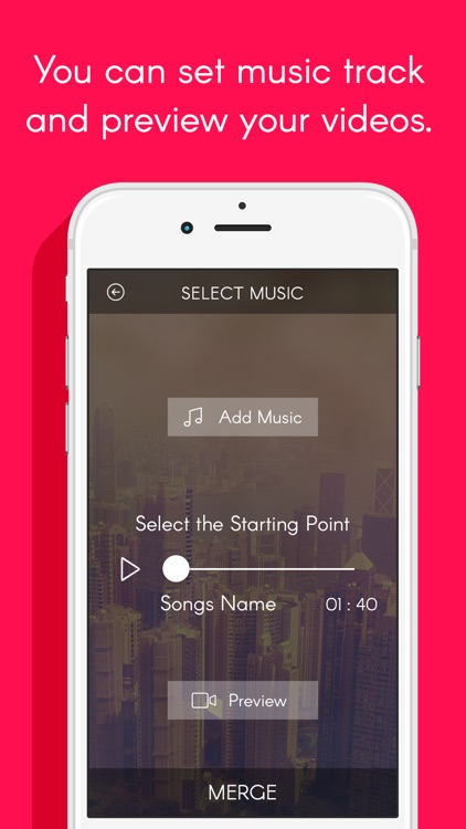 Musical.vi - Add Music to your Videos