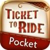 Ticket to Ride Pocket iPhone / iPad