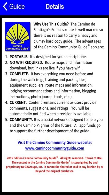Camino Guide