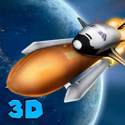 Space Shuttle Flight Simulator 3D: Launch Full