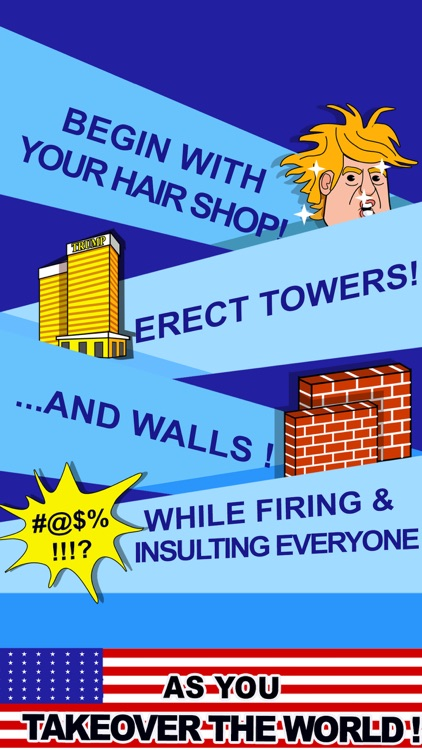 TRUMP TYCOON: Donald's Capitalist Pocket Adventure screenshot-4