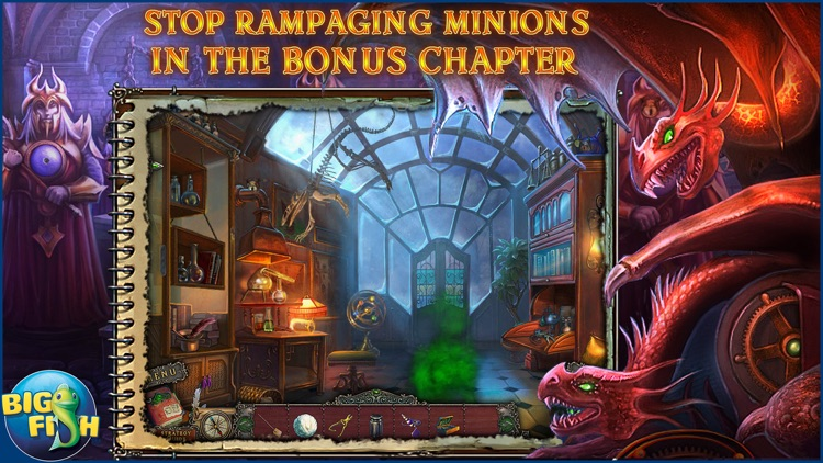 Whispered Secrets: Into the Beyond - A Hidden Object Adventure (Full) screenshot-3