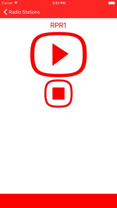 Radiosender Rheinland-Pfalz FM Online Stream screenshot two