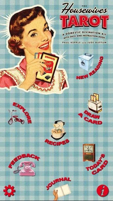 Housewives Tarot-0