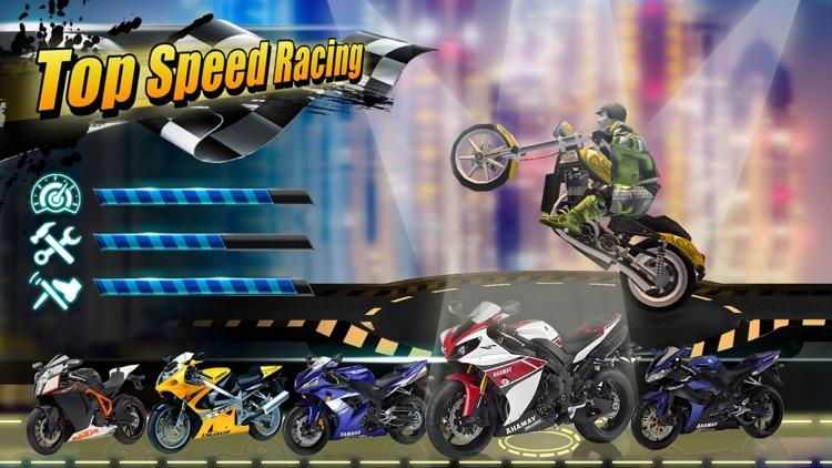 Traffic Rider - Highway Moto Racer & Motor Bike Racing Games (Free) screenshot-3