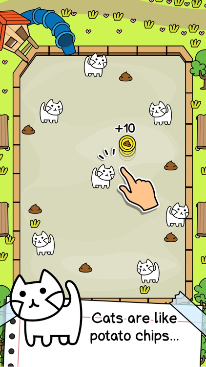 Cat Evolution | Clicker Game of the Mutant Kittens screenshot-0