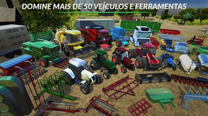 Screenshot for Farming PRO 2015 in Brazil App Store