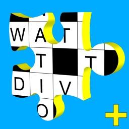 Jigsaw Crossword +