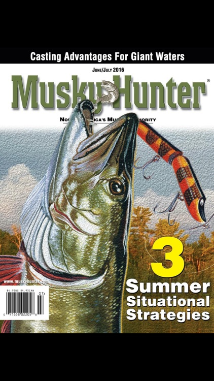 Musky Hunter