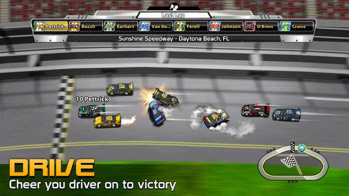 Big Win Racing Screenshot
