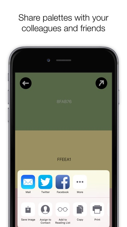 Colordot by Hailpixel - A color picker for humans screenshot-4