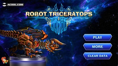 点击获取Toy Robot War: Triceratops