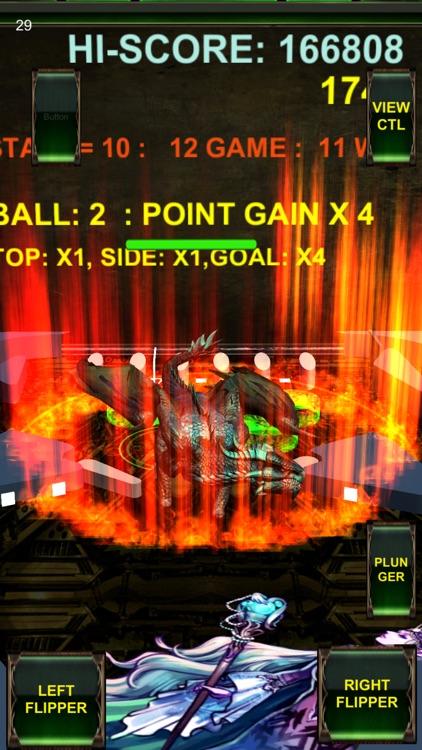 Monster Battle of Pinball screenshot-0