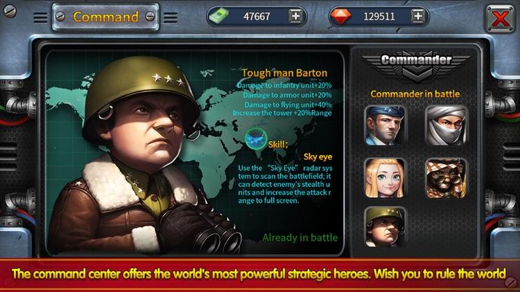 Little Commander 2: Global War screenshot-4