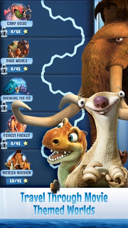 Ice Age: Arctic Blast screenshot-4