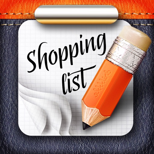 Grocery Shopping List Pro - Buying List & Checklist for Supermarket