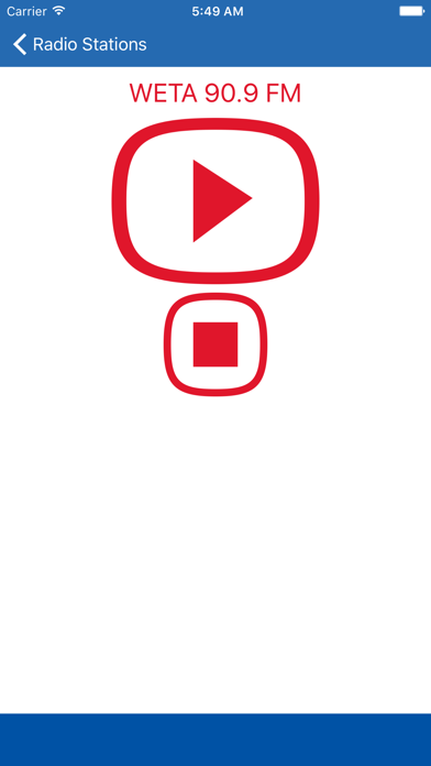 Radio Channel D.C. FM Online Streaming screenshot two