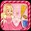 Nettoyage Princess Room - Nettoyage et jeu de décoration