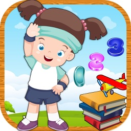 Toddler Education Fun - Kids Preschool Game Collection