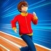 オリンピック 2016 無料 スポーツ 陸上競技 レーシング ゲーム - iPhoneアプリ