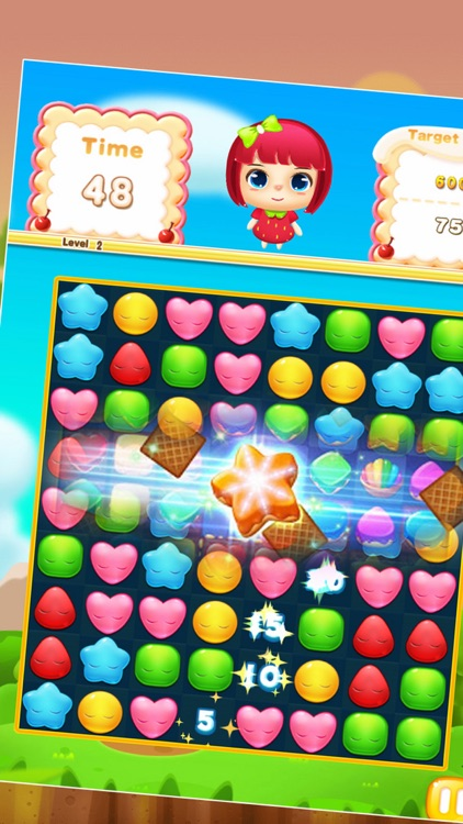 Candy Smash Mania -Cookie Star