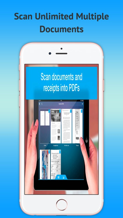 Portable OCR Scanner-PDF Free