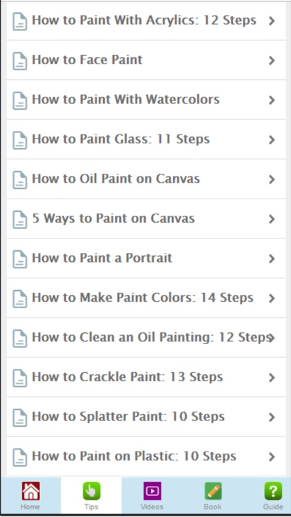 Painting for Beginners - Learn How to Paint With Tips and Tutorials