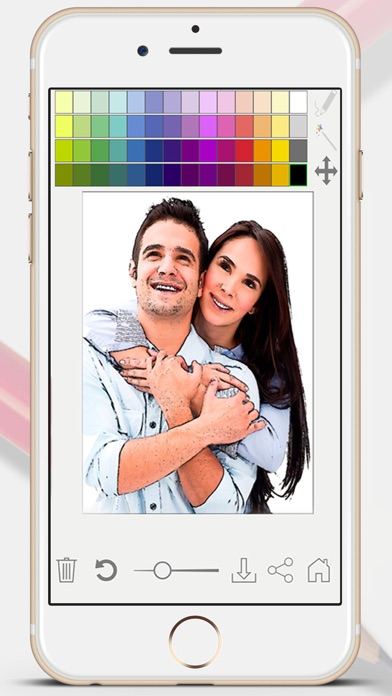 Sketch Photo Effect editor to color your images - Premium Screenshot 2