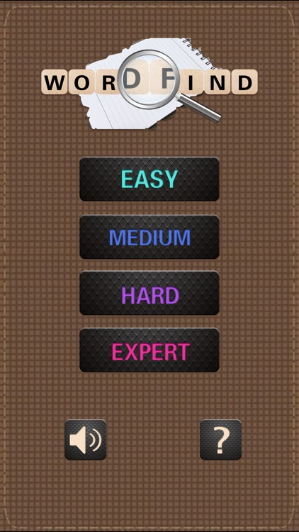 Word Find - Guess The Cross Words Brain Training screenshot-3