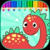 Coloring Book Dinosaur Games